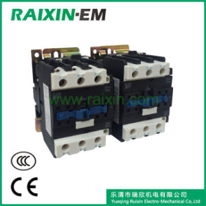 Raixin Cjx2-50n Mechanical Interlocking Reversing AC Contactor pictures & photos