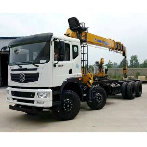 China Factory Heavy Duty 20 Tons Truck Mounted Crane pictures & photos