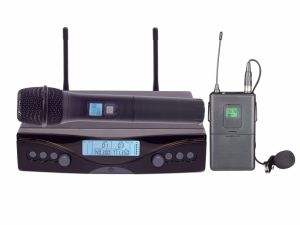 Popular Sound Systemmodel UHF Wireless Microphone pictures & photos