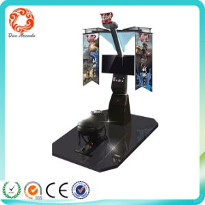 China Best 9d Virtual Reality Riding Cinema for Game Center pictures & photos