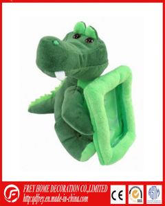 Hot Sale Cute Plush Turtle Toy Photo Frame pictures & photos