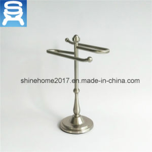 New Design Satin Nikel Plated Bath Towel Ring/ Towel Bar From China pictures & photos
