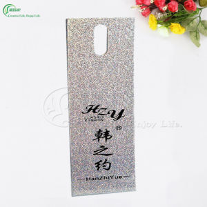 Custom Logo Garment Paper Tags (KG-PA040) pictures & photos
