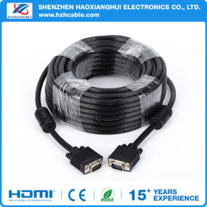 High Speed 1.5m Male to Male VGA Cable for Computer pictures & photos