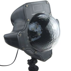 LED Snowfall Light with 8 Key Remote Controller pictures & photos