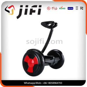 """10.5""""Two Wheels Self Balancing Electric Scooter Hoverboard with Three Kinds Handrials pictures & photos"""