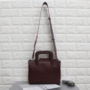New Simple Multi-Function Crossbody Bag PU Women Handbags pictures & photos
