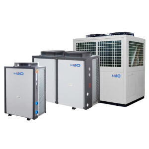 16~24kw Swimming Pool Hospital Apartment Heat Pump Water Heater_60Hz pictures & photos