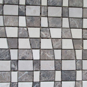 Marble Stone Tile/Mosaic Tile/Stone Mosaic/Kitchen Wall Tile pictures & photos