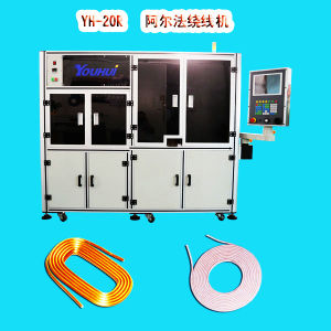 Wireless Charging Coil Winding Machine Manufacturing pictures & photos