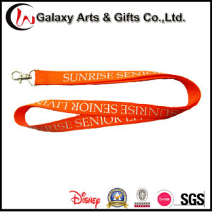Wholesale Cheap Custom Printing Logo Lanyard with Carabiner Hook pictures & photos