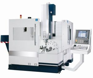 CNC Milling Machine 5 Axis, CNC Machine 5 Axis, 5 Axis Du650 pictures & photos