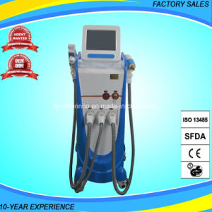 Latest Multifunction IPL Shr+Radiofrequency+ND: YAG Laser Hair Removal pictures & photos