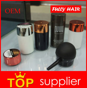 Hair Thickening Powder Fully Keratin Hair Building Fibers New Hair Loss Treatment pictures & photos