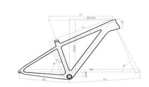 China Carbon MTB Frame 27.5 MTB Carbon Frame pictures & photos