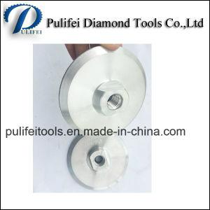 Aluminum Backer Pads for Snail Lock Polishing Grinding Tools