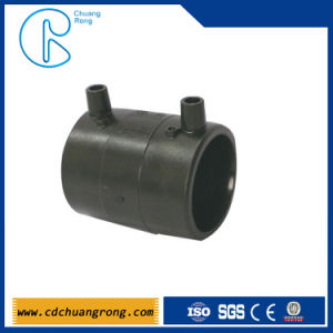 HDPE Electrofusion Single Wall Union Coupler Pipe Fittings pictures & photos