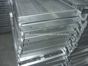 Euro Style Ringlock Scaffolding Steel Plank for Export pictures & photos