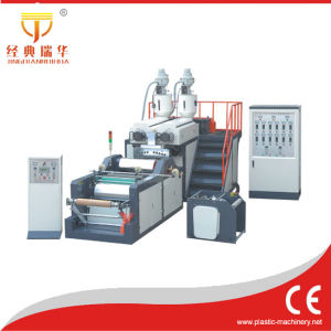 Double Layer Co Extrusion Stretch Film Machine pictures & photos