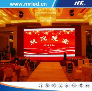 Mrled UTV1.25mmm Indoor LED Display Screen with Die-Cast Aluminum Sale pictures & photos