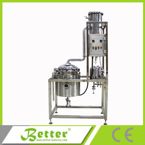 High Quality Stainless Steel Essential Oil Distillation Equipment pictures & photos