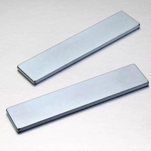 Rare Earth Permanent Long Bar Magnet N52 Neodymium NdFeB Magnet pictures & photos