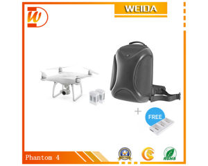 Phantom 4 Quadcopter + Two Extra Batteries + Multifunctional Backpack + Battery Charging Hub