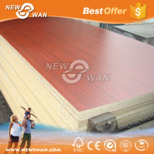 Melamine Chipboard / Laminated Particleboard for Furniture pictures & photos