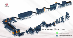 PET Bottles Washing Recycling Line pictures & photos
