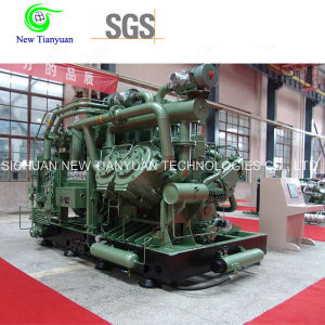 W Type CNG Compressed Natural Gas Compressor for Various Uses