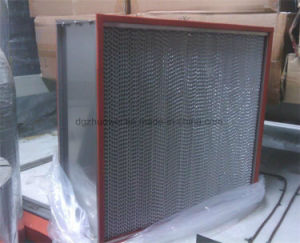 Ht350 High Temperature HEPA Air Filter for Drying Oven pictures & photos