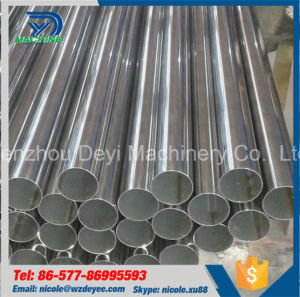 Ss316L Sanitary Stainless Steel Tubes Pipes Fittings pictures & photos