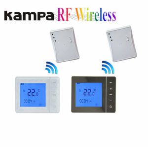 433MHz Wireless Gas Boiler Thermostat RF Control Wall-Hung Boiler Heating Thermostat pictures & photos