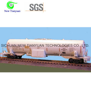 LNG Cryogenic Tank with 60m3 Capacity for Liquid Storage
