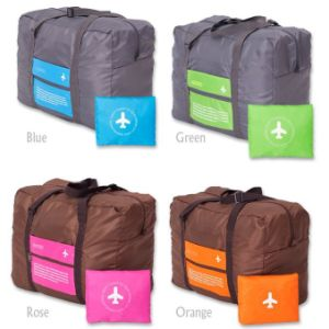 Trendy Nylon Folding Sport Duffel Travel Bag pictures & photos