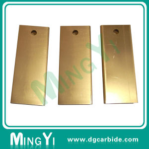 Precision Tungsten Carbide Copper Flat Block Set pictures & photos