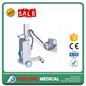 50mA Security Medical Equipment High Frequency Mobile X-ray Machine pictures & photos