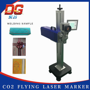 High Quality 30W CO2 Laser Marking Machine pictures & photos