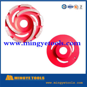 Diamond Grinding Cup Wheel for Concrete pictures & photos