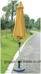 Aluminum Outdoor 8 Ribs Parasol pictures & photos