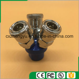 Pneumatic Quick Coupler/Connector/Fittings with Round 3 Pass (SMY) pictures & photos