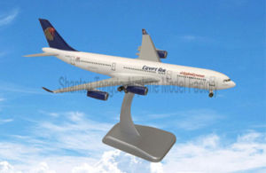 A340-400 Egypt Air Airbus Model Plane pictures & photos