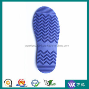 Good Elastic Rubber EVA Sheet PE Sole Sheet for Flip pictures & photos