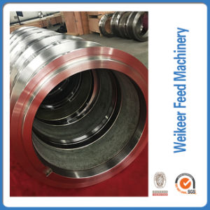 CPP Series Sinking Fish Feeds Pellet Mill Ring Die pictures & photos