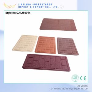 Fashion PVC Anti Slip Car Mat, Non-Slip Washable Car Mat pictures & photos