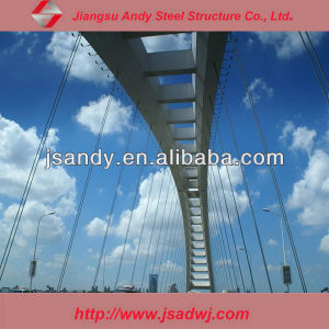 Space Frame Structure Steel Frame Bridge Steel Trestle pictures & photos