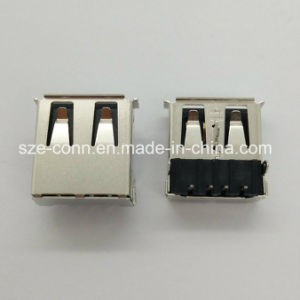USB 2.0 a Type Female Connector pictures & photos