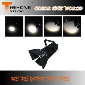 Auto Zoom LED Fresnel Light with Japan LED Lamp pictures & photos