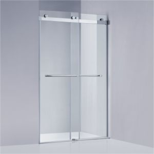 8/10mm Frameless Shower Screen with USA Standard (A-KW021) pictures & photos