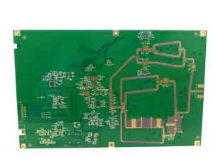 High Tg Printed Circuit Board Prototype PCB Board Manufacturer for Electronic Components pictures & photos